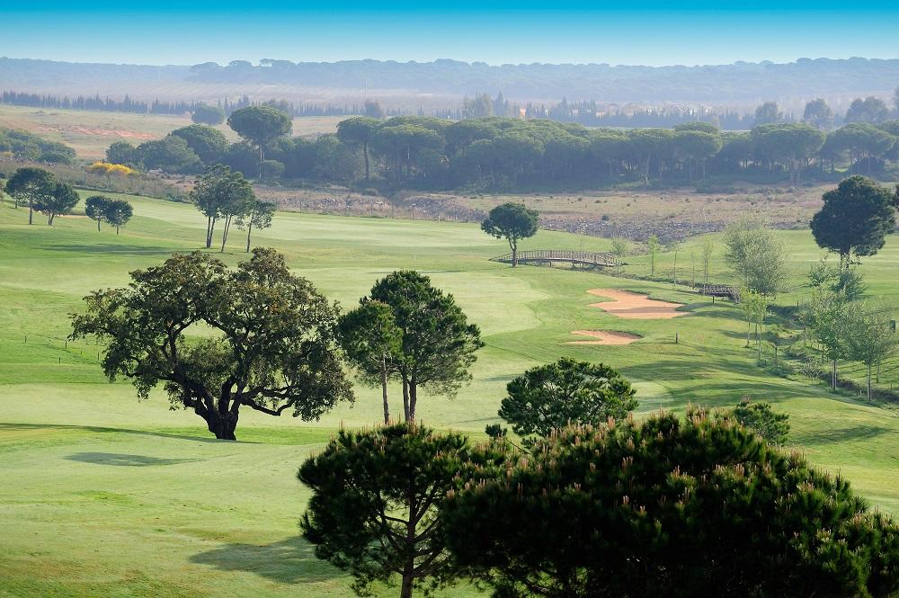 Fairways du golf El Rompido