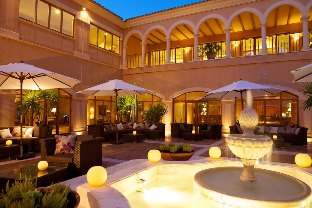 L'hôtel Ibero Star.