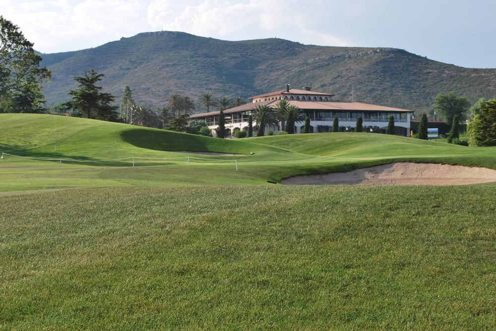 Club-house du golf Bonmont