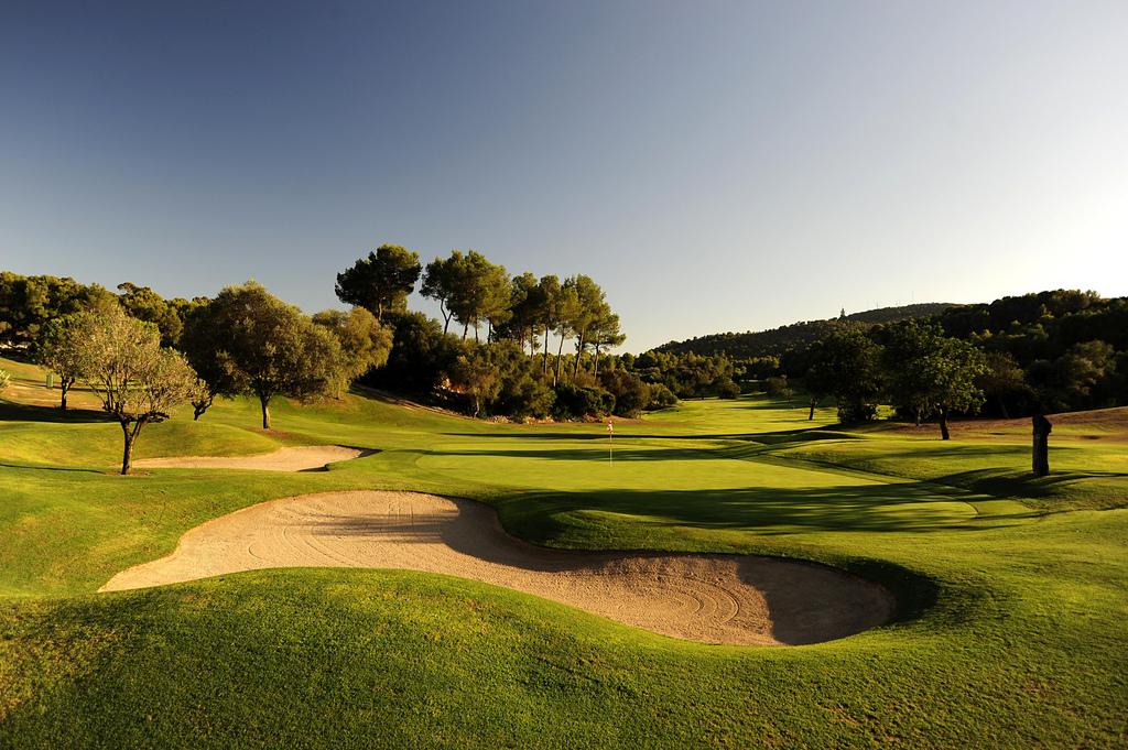 Le golf de Son Muntaner.