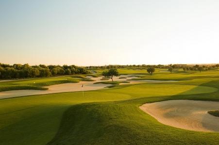 Le green protégé du golf de Son Gual.