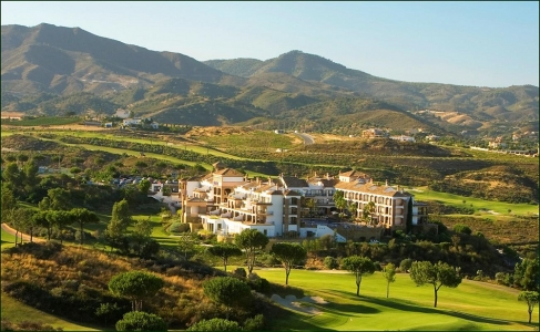 Le resort de La Cala