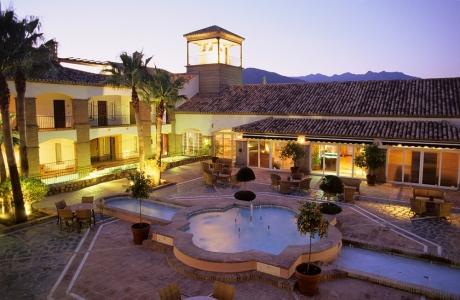 L'hôtel la cala Caracala Spa Garden.
