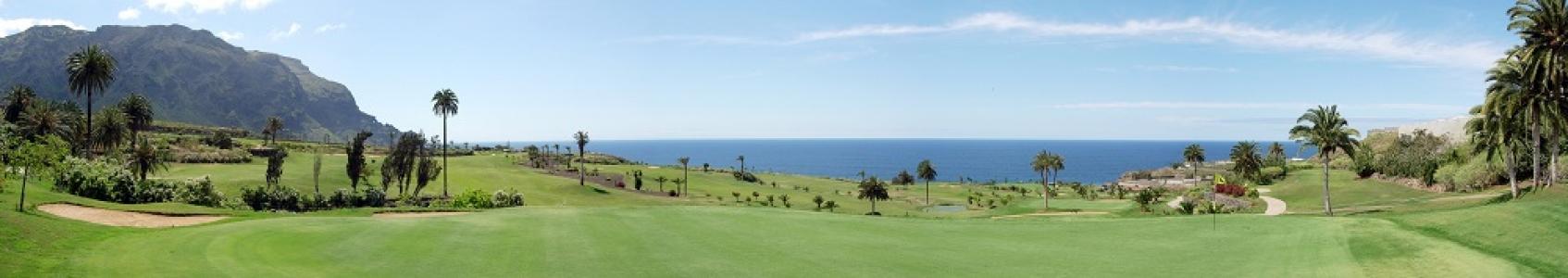 La panorama du golf de Buenavista.