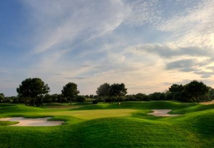 Le golf de Son Antem Ouest.