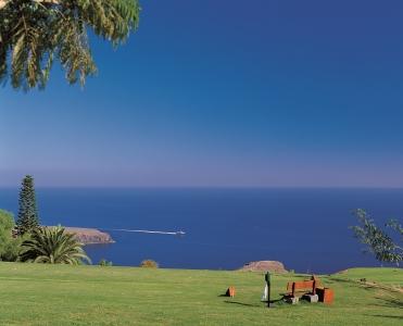 La mer du golf de Tecina.