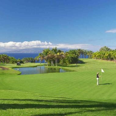 Les forfaits de l'agence pour des séjours et voyages de golf en Espagne