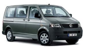 Minibus Volkswagen Transporter
