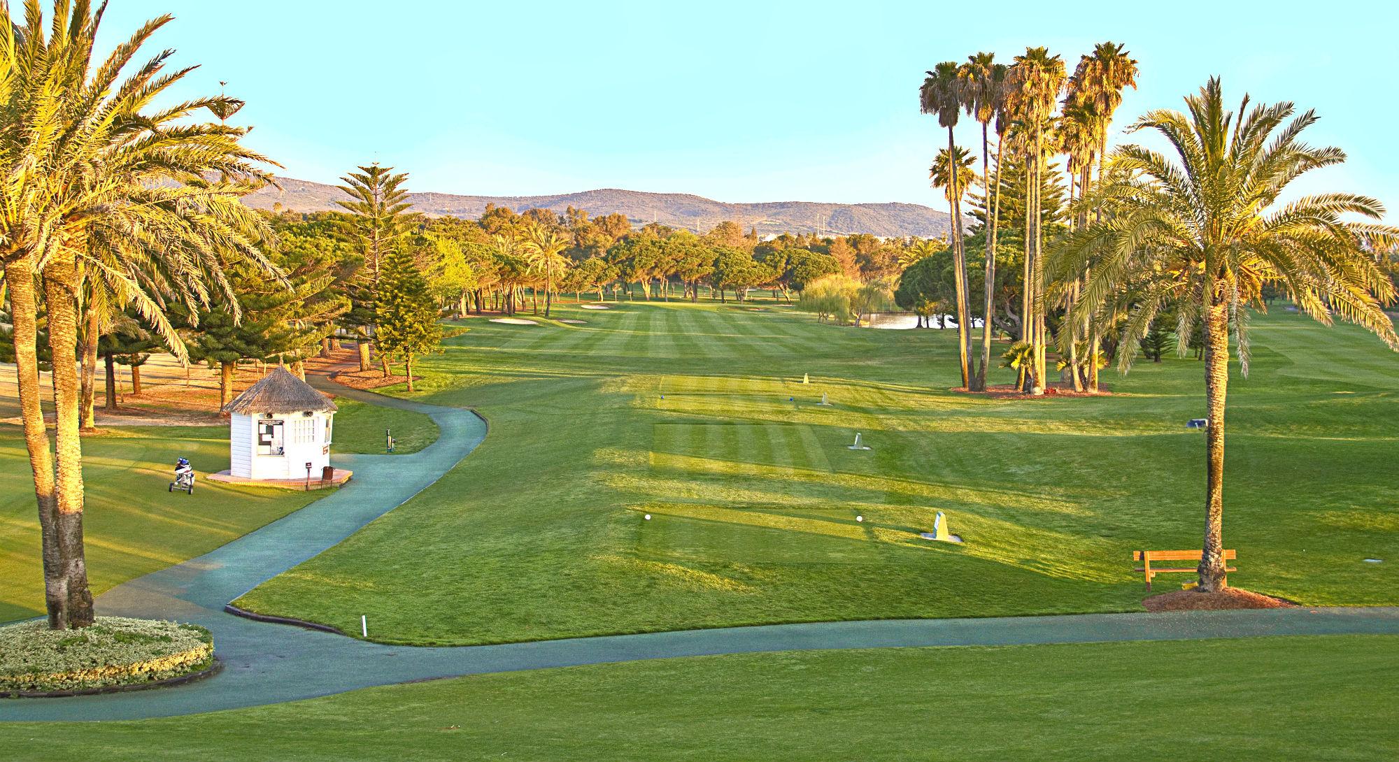 Parcours de golf de Sotogrande en Espagne