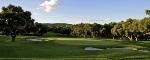 Vue panoramique sur le golf