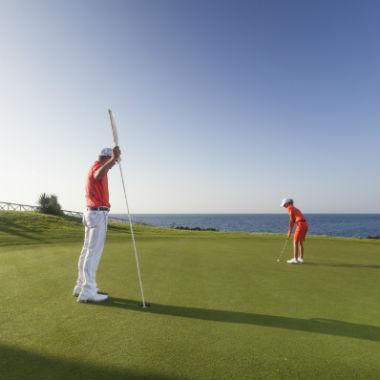 Parcours de golf de Amarilla à Ténérife