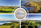 Brochure de l'agence pour les voyages de golf en Espagne