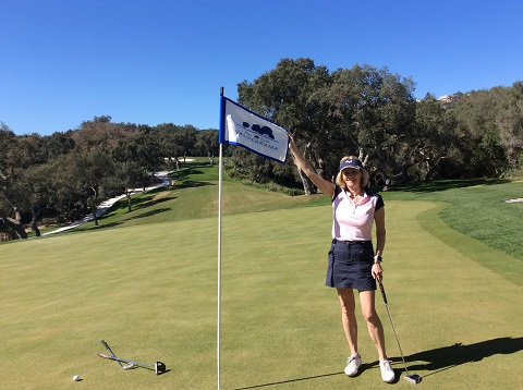Séjour de golf en Espagne. Parcours Valderama