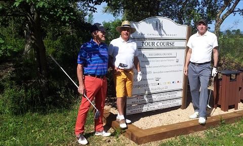 Golf Espagne PGA Catalunya (Stadium)