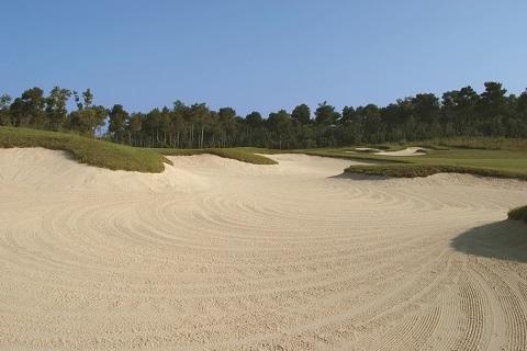 Golf du Real El Prat en Espagne